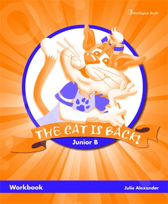 The Cat is Back Junior B - Workbook (Βιβλίο Ασκήσεων Μαθητή)