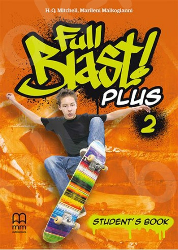 Full Blast Plus 2 - Student's Book (Βιβλίο Μαθητή)