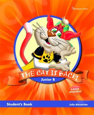 The Cat is Back Junior B  - ΠΑΚΕΤΟ Όλα τα βιβλία της τάξης