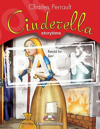 Cinderella - Πακέτο:  Pupil's Book (+ Cross-Platform Application)  (Επίπεδο A1)