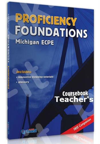 Super Course - Proficiency Foundations Michigan ECPE - Teacher's Book