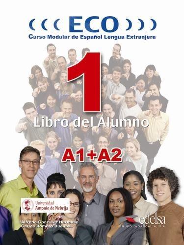 Eco 1 - Libro del Alumno + Audio Cd (Α1+Α2), (Βιβλίο του μαθητή)