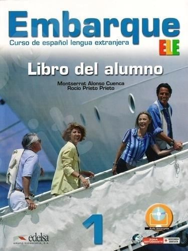 Embarque 1 - Libro del Alumno (Βιβλίο του μαθητή)