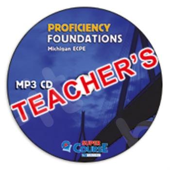 Super Course - Proficiency Foundations Michigan ECPE - Ακουστικo (1) CD MP3 Καθηγητή