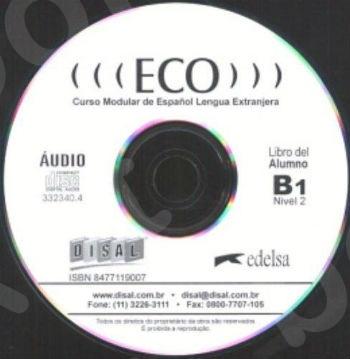 Eco B1 - CD Audio. Alumno (1), (Βιβλίο του μαθητή σε CD)