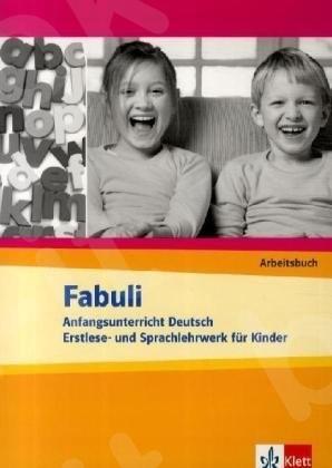 Fabuli - Arbeitsbuch (Βιβλίο Ασκήσεων)