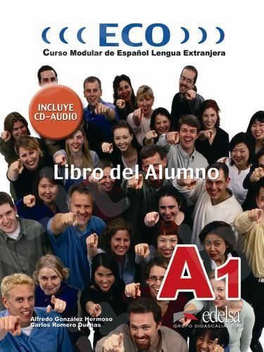 Eco A1 - Libro del Alumno + Audio Cd (Α1), (Βιβλίο του μαθητή)