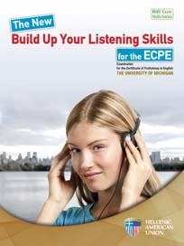 The New Build Up Your Listening Skills for the ECPE - Teacher's Book with 4 CD's (Νέο Βιβλίο Καθηγητή με 4 Cd's)