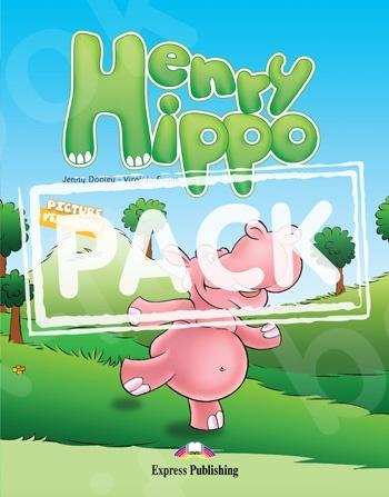 Henry Hippo - Πακέτο: Story Book (+ multi-ROM PAL) - (Επίπεδο A1)