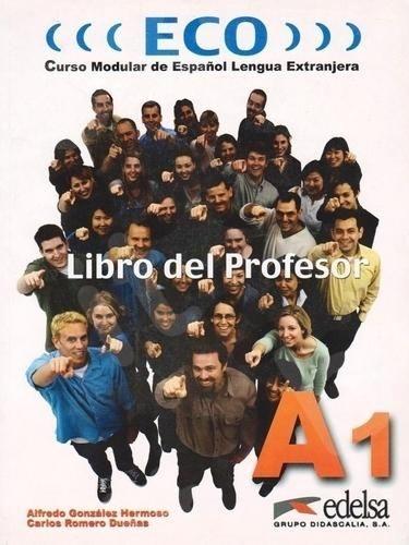 Eco A1 - Libro del Profesor (Α1), (Βιβλίο του καθηγητή)