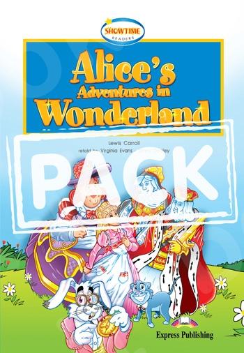 Alice's Adventures in Wonderland - Πακέτο:Reader (+ multi-ROM PAL & Cross-platform Application) (Επίπεδο A1)