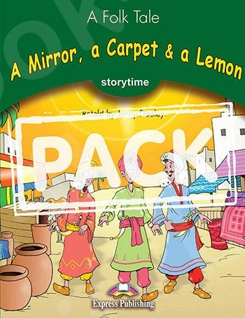 A Mirror, a Carpet & a Lemon - Πακέτο:  Pupil's Book (+ Cross-Platform Application)  (Επίπεδο A1)