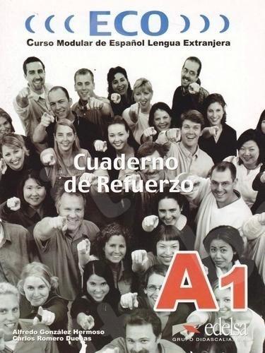 Eco A1 - Cuaderno De Refuerzo (Α1), (Βιβλίο Ασκήσεων)