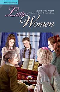 Little Women - Πακέτο: Reader + Audio CD (Επίπεδο B2)