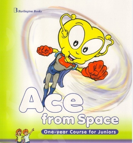 Ace from Space One-year Course for Juniors - Student Audio CDs