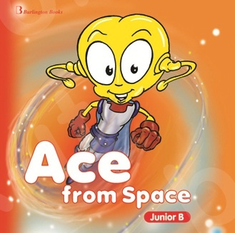 Ace from Space for Junior B - Student Audio CDs