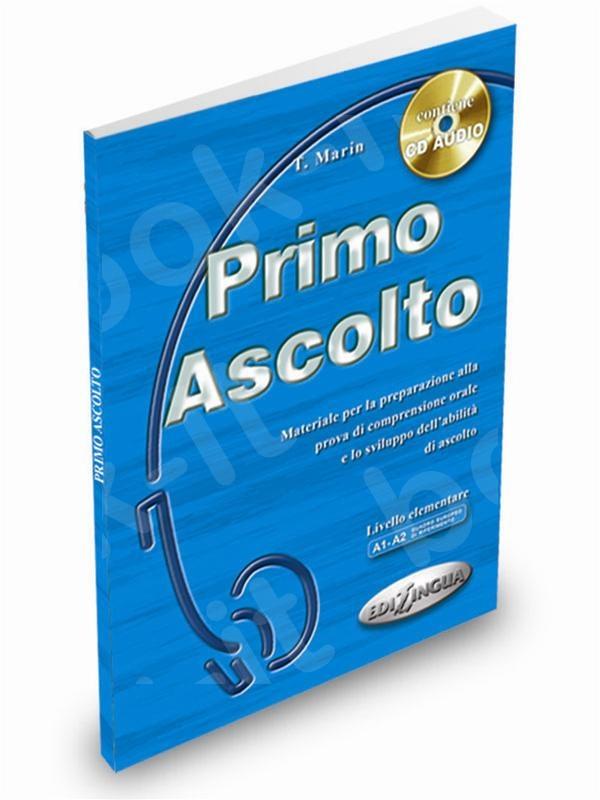 Primo Ascolto - Libro dello studente + CD Audio - (Βιβλίο του μαθητή)