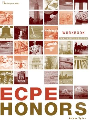 ECPE Honors - Teacher's Workbook (καθηγητή)