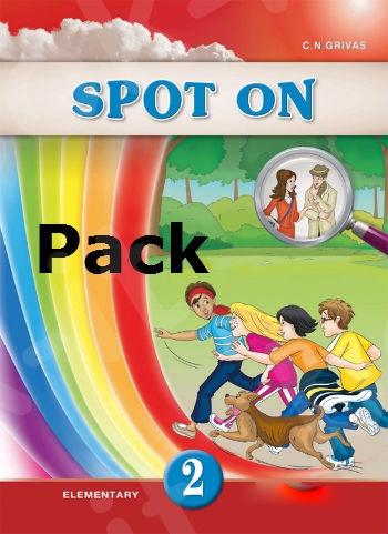 Spot On 2 Elementary - Πακέτο Όλα τα Βιβλία της τάξης (Grivas)