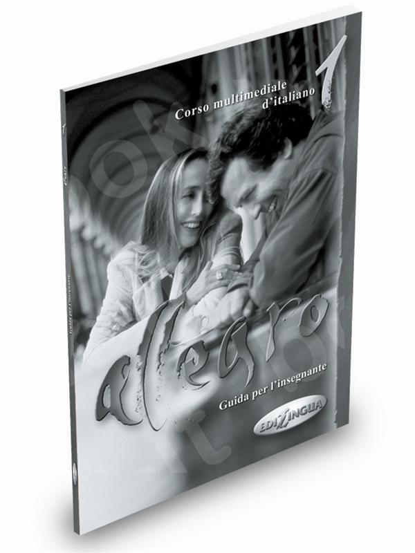 Allegro 1 - Guida per l'insegnante - (Βιβλίο του Καθηγητή)
