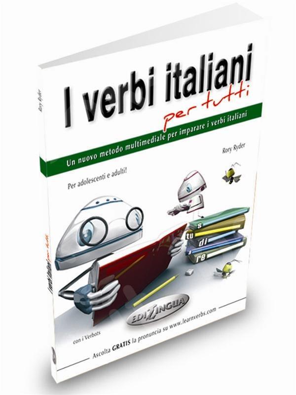 I verbi italiani per tutti - επίπεδο (A1-C2)  -  (Βιβλίο του μαθητή)