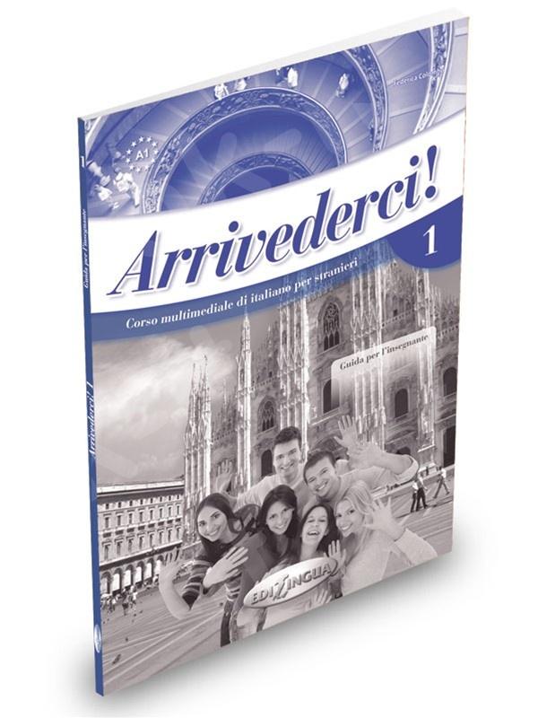 Arrivederci! 1  - Libro + CD audio (Βιβλίο του μαθητή)