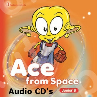 Ace from Space for Junior B - Class Audio CDs