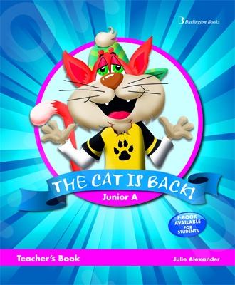 The Cat is Back Junior A - Teacher's Book (Βιβλίο Καθηγητή)