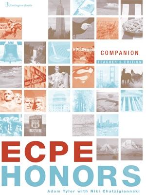 ECPE Honors - Teacher's Companion (καθηγητή)