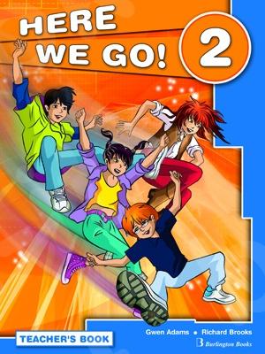 Here We Go! 2 - Teacher's Book (Βιβλίο Καθηγητή)