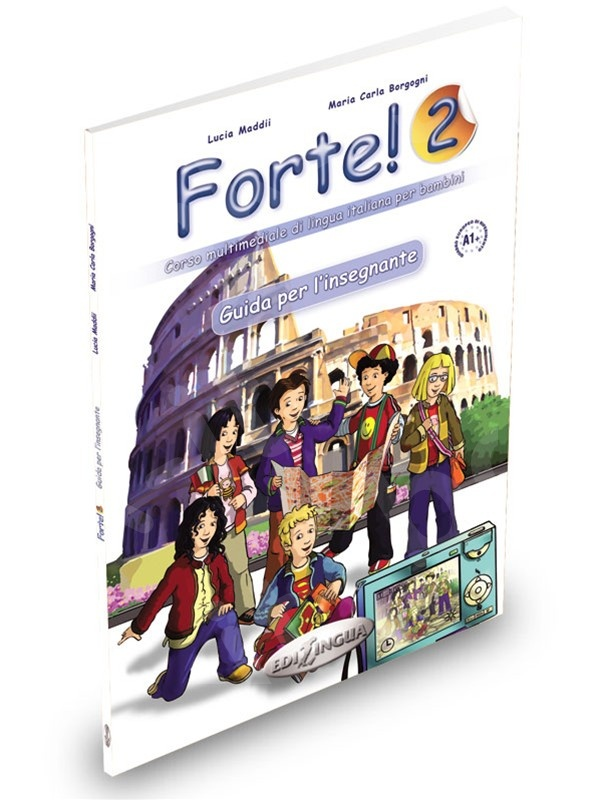 Forte! 2 - Guida per l'insegnante - (Βιβλίο του Καθηγητή)