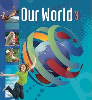 Our World 3 - Class Audio CDs