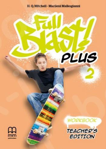 Full Blast Plus 2 - Teacher's  Workbook (Καθηγητή)