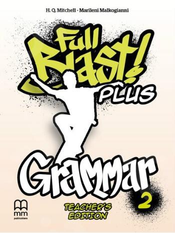 Full Blast Plus 2 - Teacher's Grammar Book (Καθηγητή)