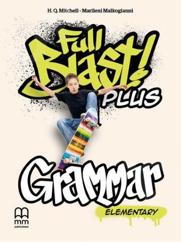 Full Blast Plus Elementary - Grammar Book (Γραμματική σε Αγγλική έκδοση)
