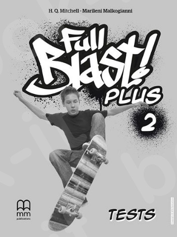 Full Blast Plus 2 - Test Booklet (Μαθητή)