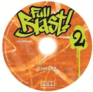 Full Blast Plus 2 - Class Audio CDs