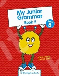 My Junior Grammar Books 2 - Teacher's Book (Βιβλίο καθηγητή)