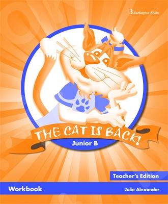 The Cat is Back Junior B  - Teacher's Workbook (καθηγητή)