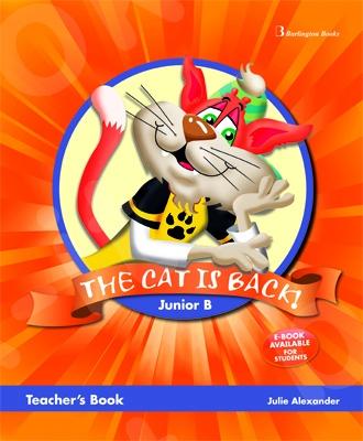 The Cat is Back Junior B - Teacher's Book (Βιβλίο Καθηγητή)