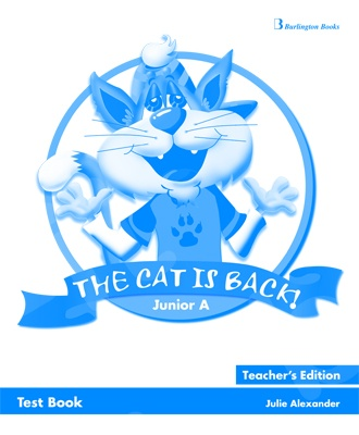 The Cat is Back Junior A - Teacher's Testbook (Καθηγητή)