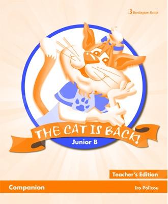 The Cat is Back Junior B  - Teacher's Companion (καθηγητή)