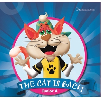 The Cat is Back Junior A - Ιnteractive CD-ROM