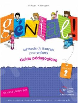 Génial niveau 2 – Guide pédagogique (Καθηγητή)