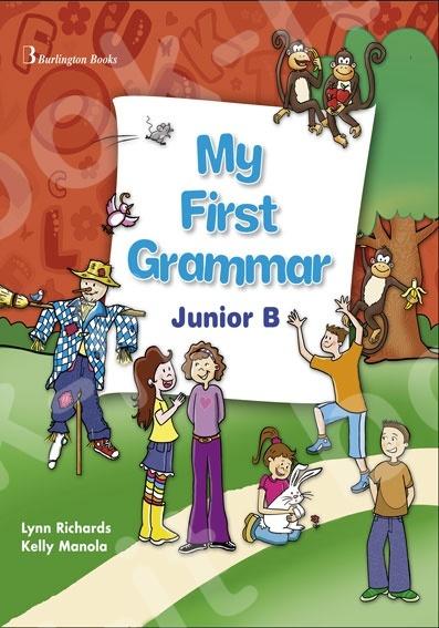 My First Grammar for Junior B - Teacher's Book (Βιβλίο καθηγητή)