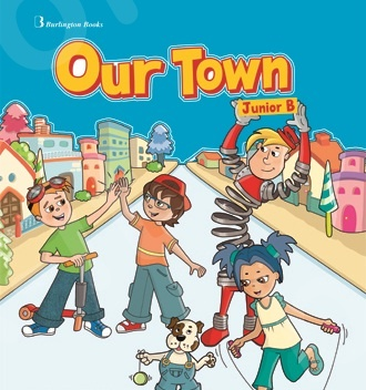 Our Town for Junior B  - Ιnteractive CD-ROM