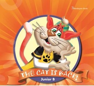 The Cat is Back Junior B - Ιnteractive CD-ROM