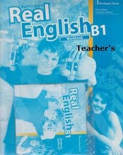Burlington Real English B1 - Teacher's Workbook (καθηγητή)