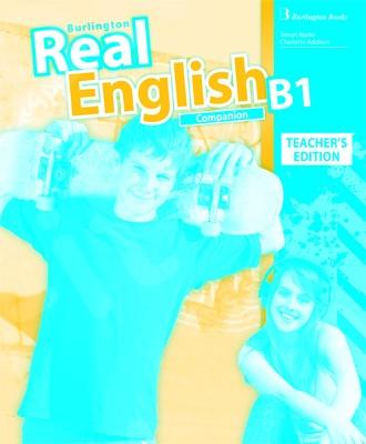 Burlington Real English B1 - Teacher's Companion (καθηγητή)