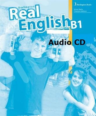 Burlington Real English B1 - Class Audio CDs